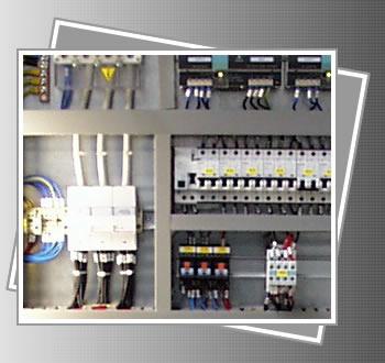 Schemi Quadri Elettrici Industriali : Quadri elettrici industriali per automazione eurosei srl